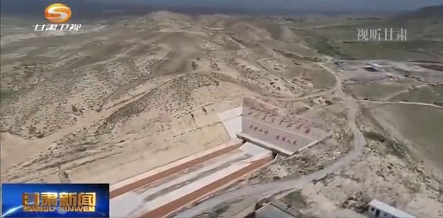 甘肃中部生态移民供水工程入选全国重点水利工程