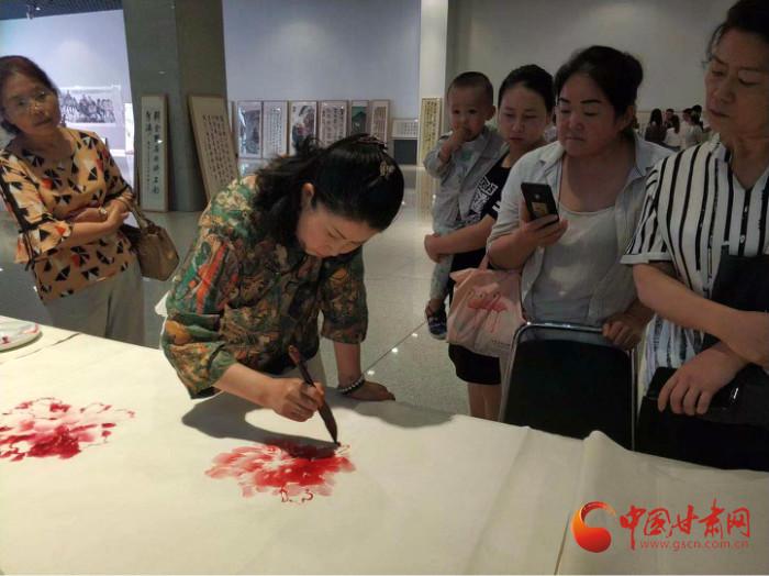 """""""庆祝新中国成立70周年·图说我们的价值观""""书画作品征集巡展活动正式启动"""