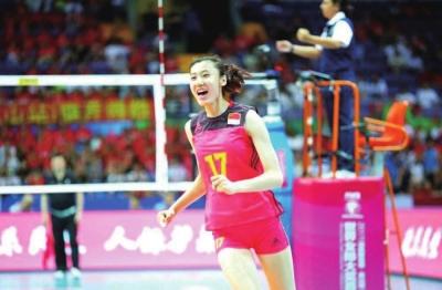 在艰辛的追梦路上传承优良家风 兰州姑娘王媛媛入选2020年东京奥运会女排资格赛大名单