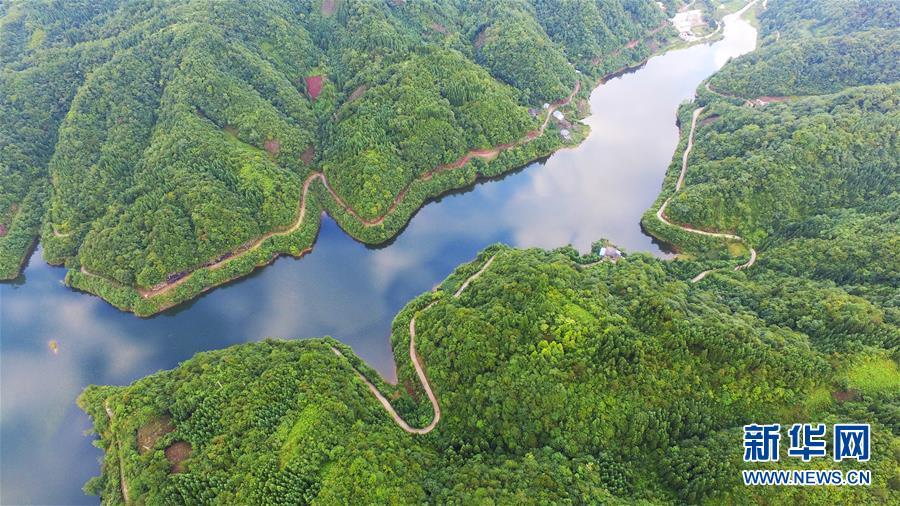 (美丽中国)(5)太阳湖风光旖旎