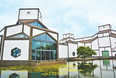 苏州博物馆:一流建筑举办一流展览