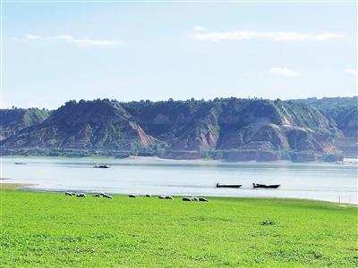 临夏州东乡县的旅游大镇河滩镇