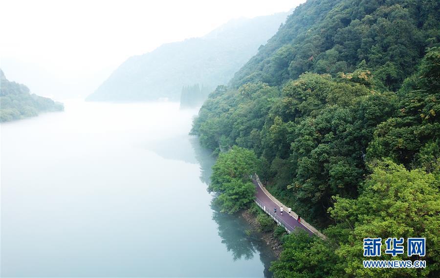 (环境)(5)新安江晨雾