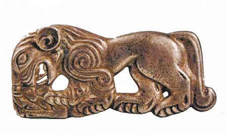 【馆长说文物】甘肃沙井文化中的青铜器