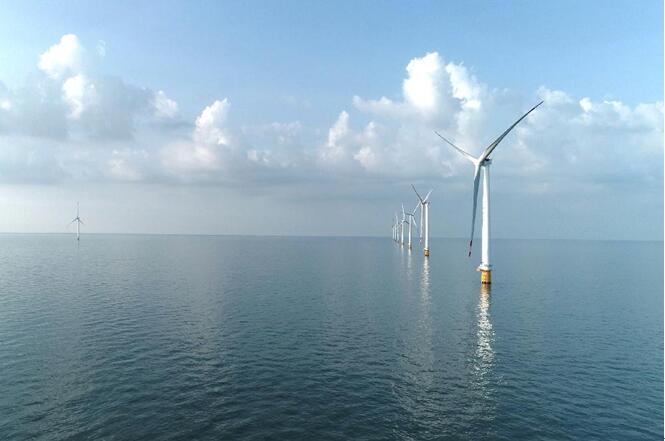 首部海上风电场国家标准将于10月1日起实施