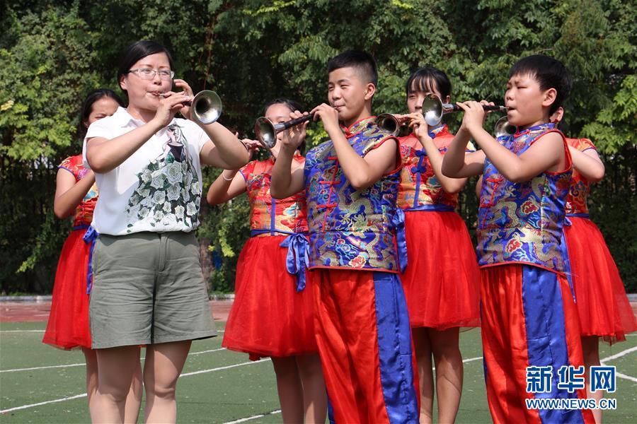 (教育)(3)河北邯郸:乡土文化润暑假