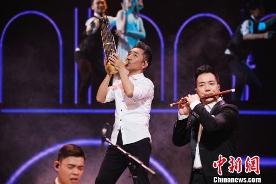 跨界音乐家吴彤:民族音乐需要多样化创新发展