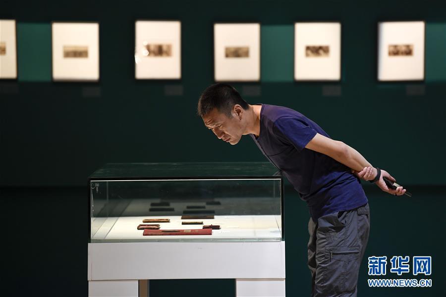 """(文化)(1)""""摄影180年在中国""""展览在银川开幕"""