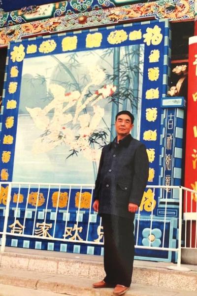 66年前的老照片 记录了赵爷爷首游五泉山的美好回忆