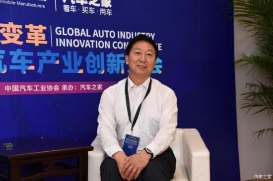 中汽协付炳锋:中国汽车产业向好而生