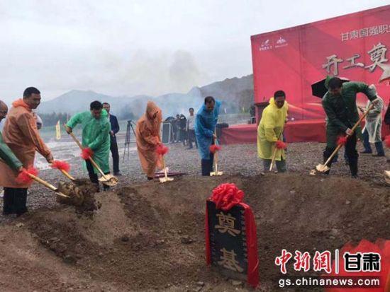 东乡建职业学校补短板:助务工人员从苦力型到技能型