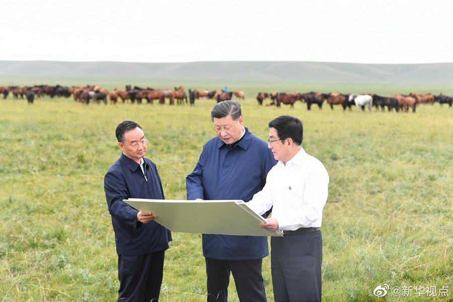 习近平谈生态保护:这是国家战略定位
