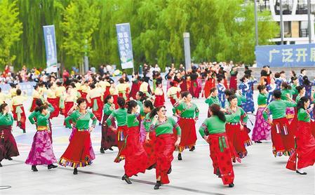为健康行动 为幸福加油——甘肃省推动全民健身促进全民健康纪实