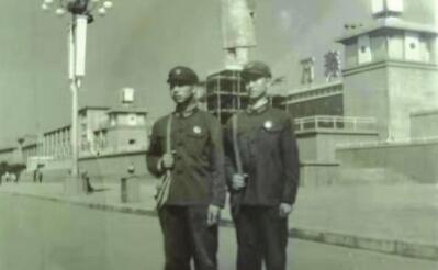 60年代的兰州东方红广场,带你追寻城市记忆