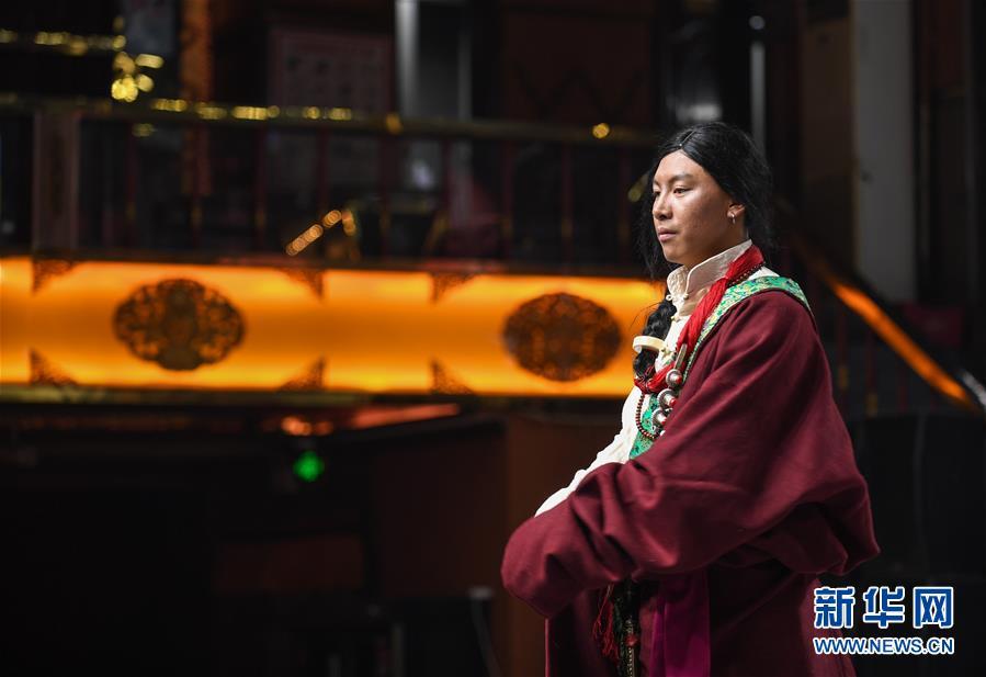 (文化)(11)中国藏模大赛西藏赛区举行海选