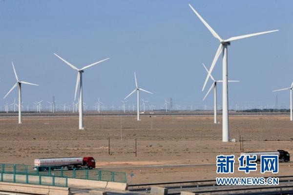 甘肃新能源单日发电量创历史新高