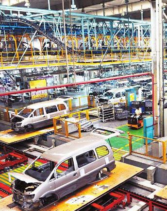 前7月甘肃省经济运行平稳规模以上工业增加值同比增长3.4%