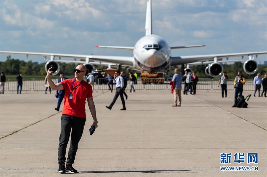 (国际)(1)第14届莫斯科航展开幕