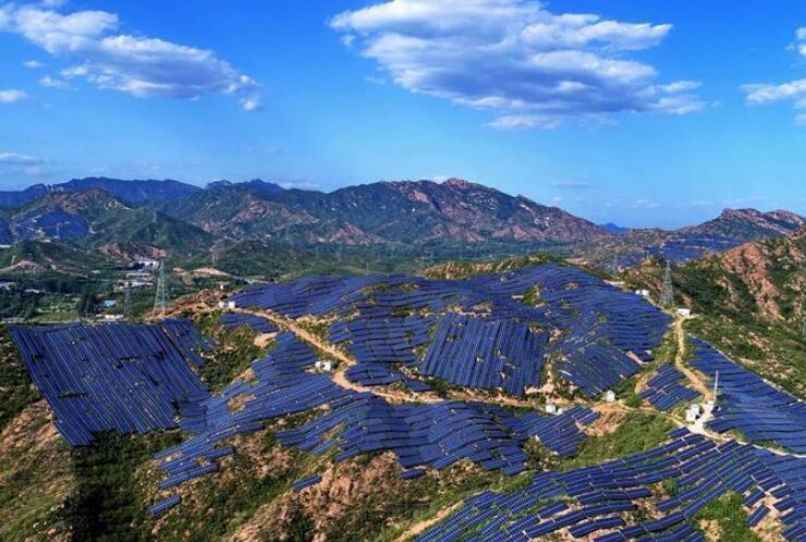 河北光伏发电装机容量突破1310万千瓦