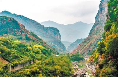 【西部地理】两当灵官峡: 追寻琵琶洲畔的唐宋雅韵