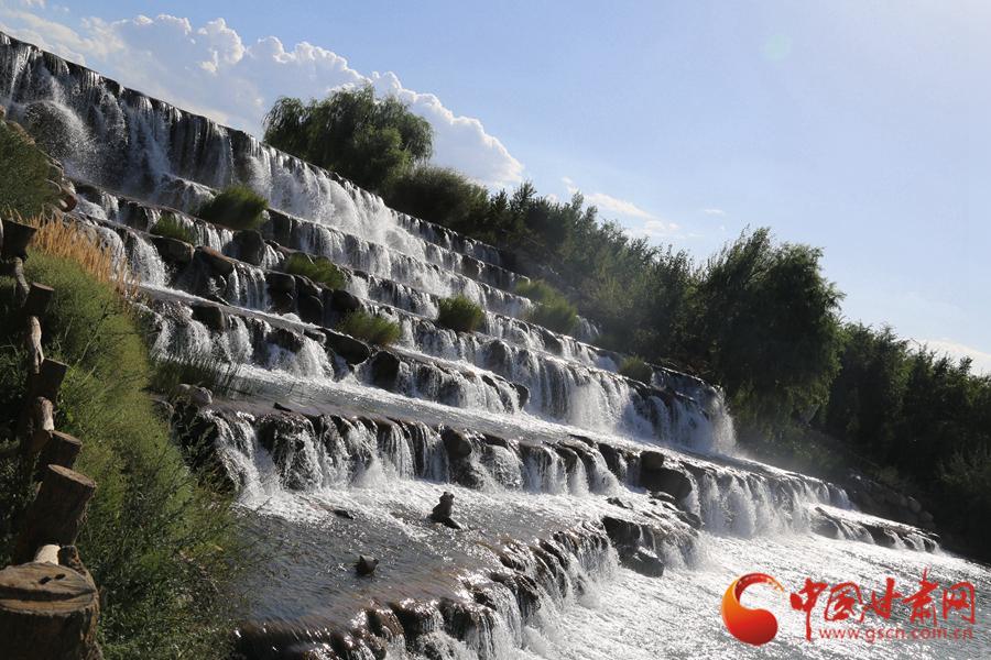 【新中国成立70周年甘肃省发展成就巡礼】张掖:戈壁水乡演绎湿地和生命的传奇