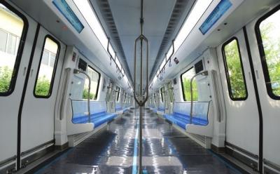 兰州轨道交通1号线9月1日启用新列车运行图