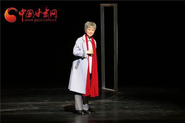 原创大型沪剧《敦煌女儿》首次亮相金城 讲述莫高窟跟几代守护人的不解情缘