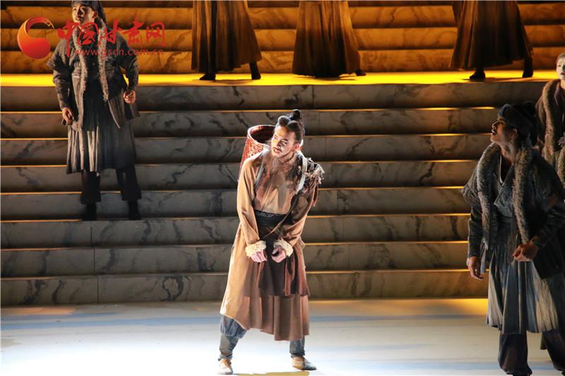 演出预告丨大型民族舞剧《彩虹之路》今晚亮相敦煌大剧院 中国甘肃网邀您看直播