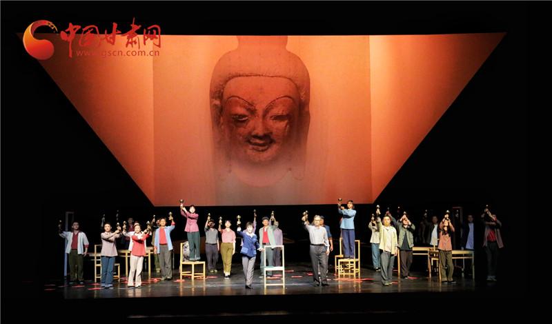 演出预告丨沪剧《敦煌女儿》将于9月8日在敦煌大剧院精彩上演
