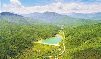 药水峡景观