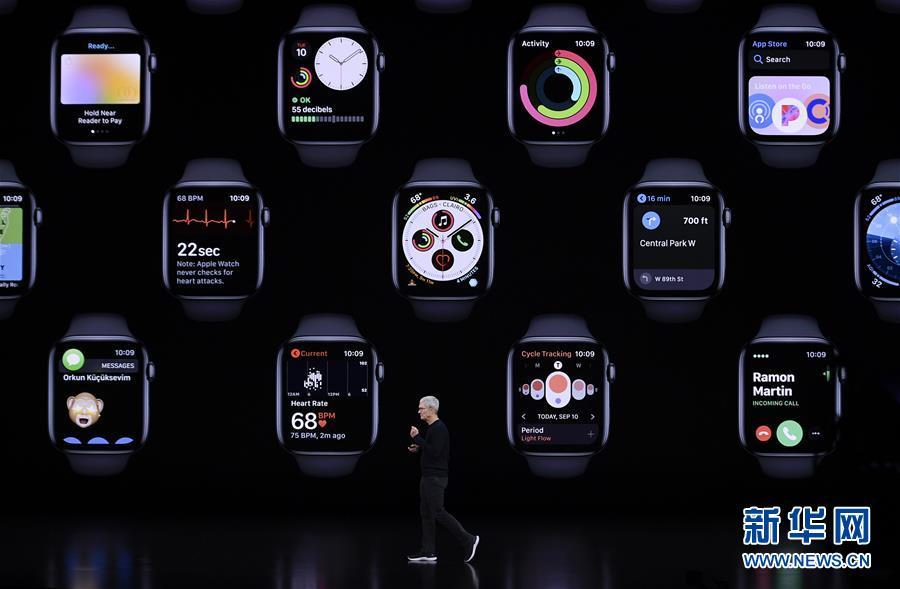 (国际)(3)苹果公司推出苹果手机等新品