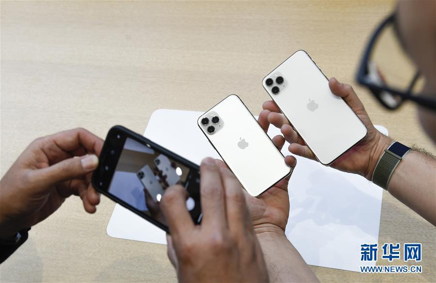 (国际)(2)苹果公司推出苹果手机等新品