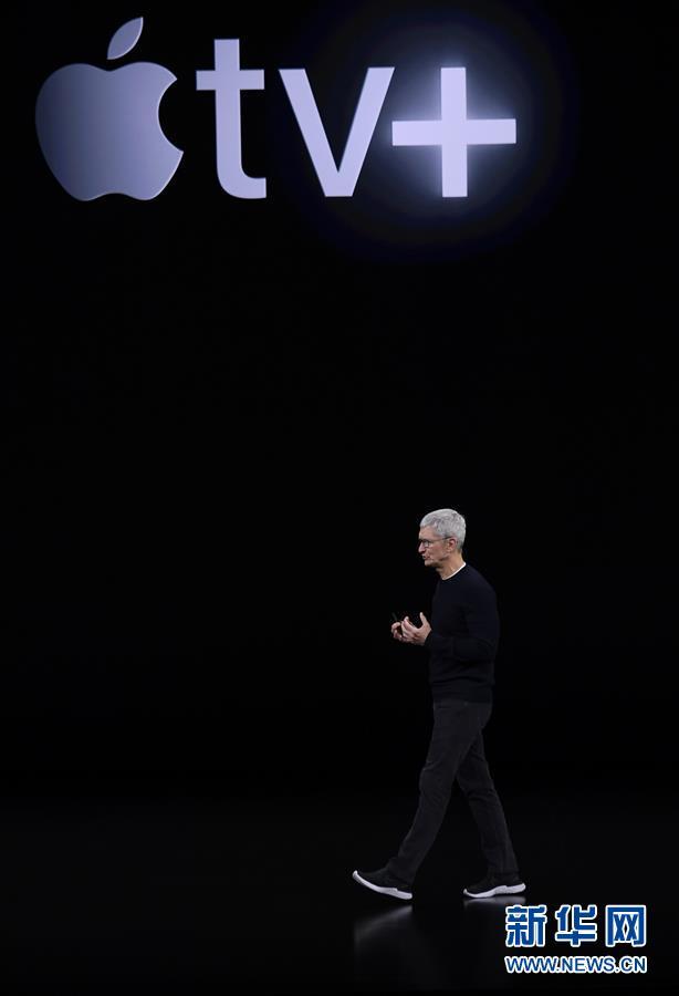 (国际)(1)苹果公司推出苹果手机等新品