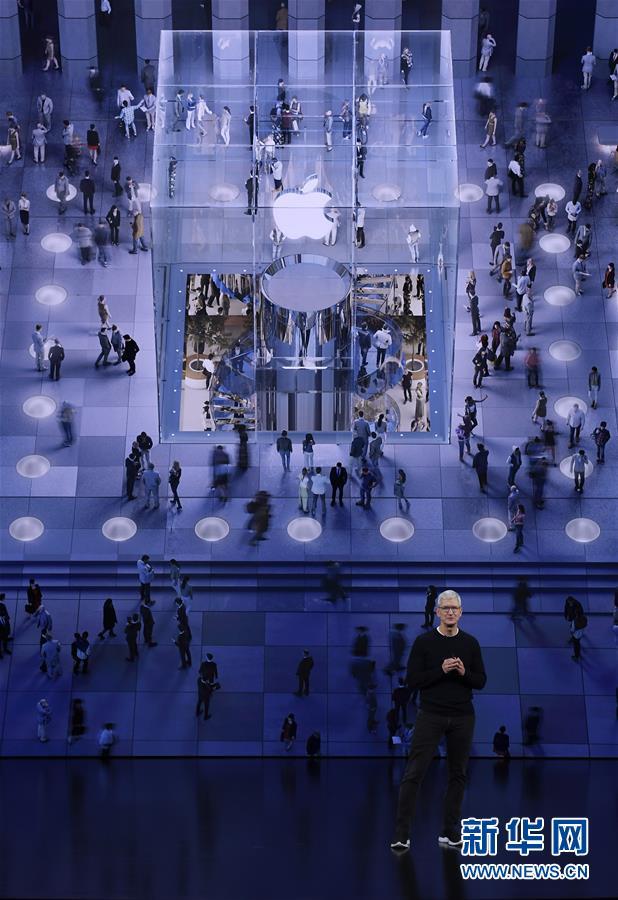 (国际)(5)苹果公司推出苹果手机等新品