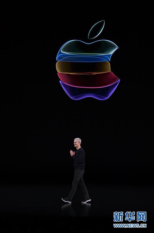 (国际)(4)苹果公司推出苹果手机等新品