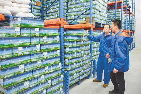 庆阳环县:抱团发展 互利共赢