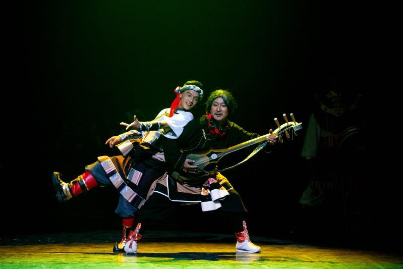 演出预告丨碌曲原创大型舞剧《盛世锅庄》今晚亮相甘肃大剧院