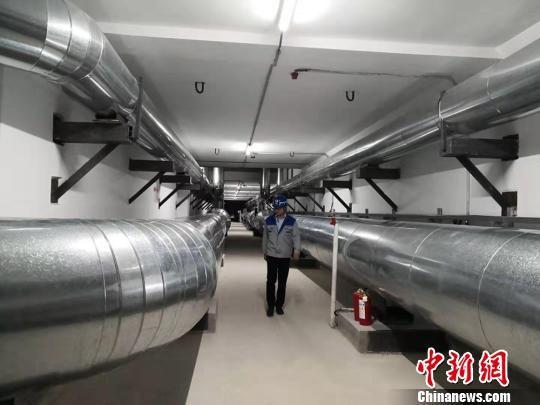 甘肃白银成为国内首个天然气入地下管廊并运营城市上海搬迁  公司