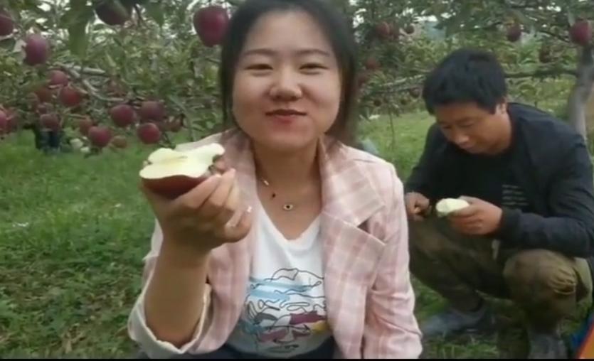 #我有甘货 我有天水花牛苹果