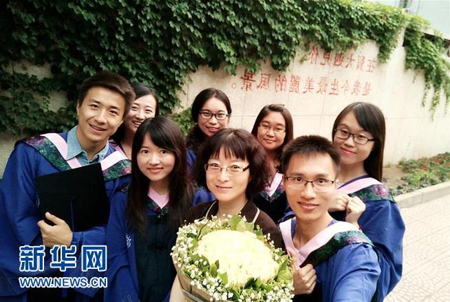 """""""最好的思念,就是活成'她'""""——记对外经济贸易大学教授于瑾"""