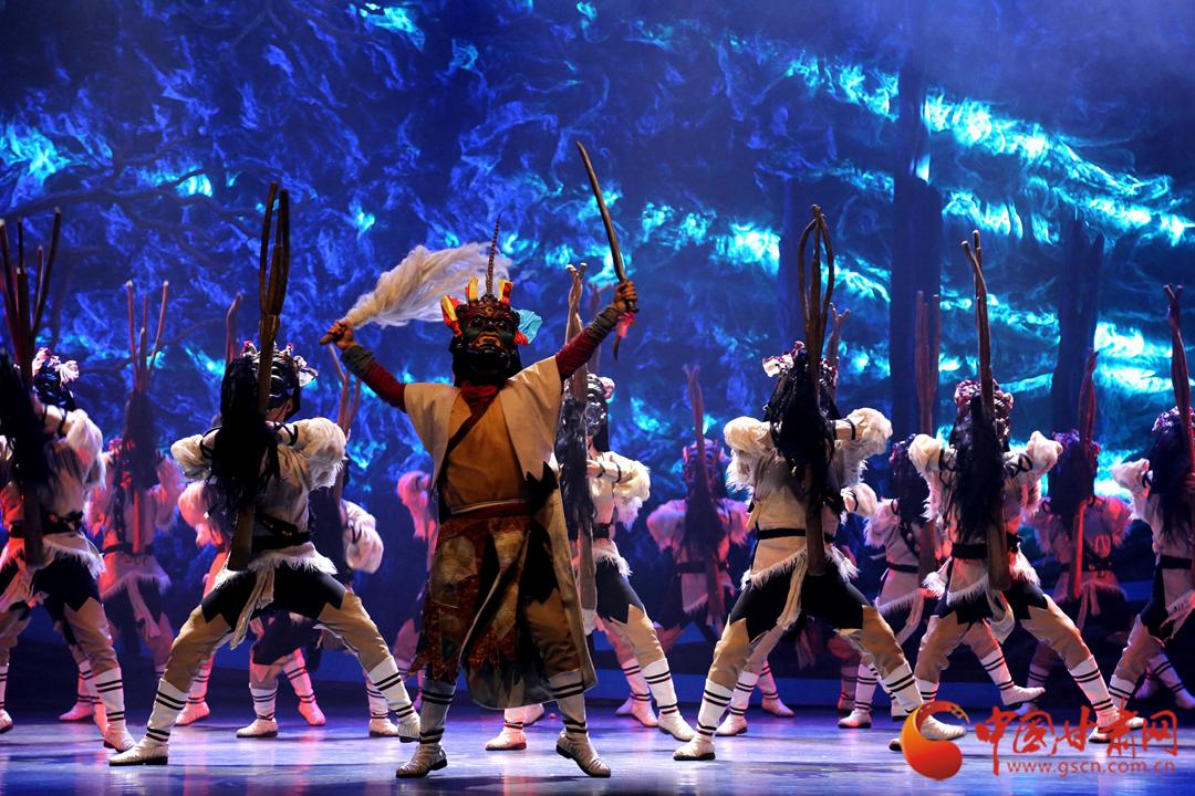 《白马·印记》带你体验白马人的歌舞人生【高清组图】