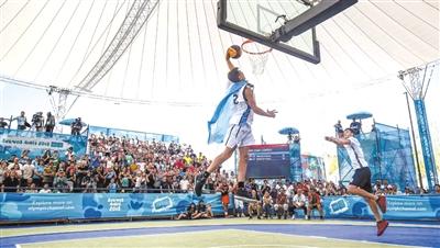 2019国际篮联三人篮球世界杯10月2日至6日在兰州举行世界杯来到家门口 这份看球攻略请你查收