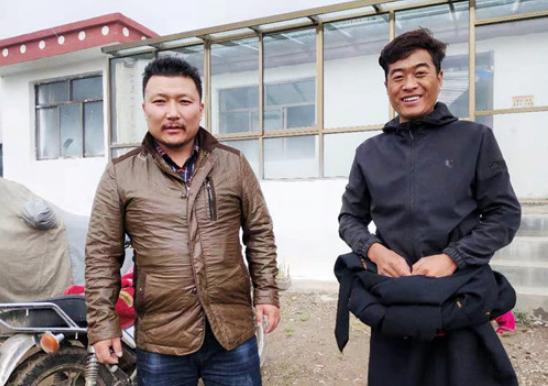 """碌曲县波海村:易地搬迁拔""""穷根""""发展产业走出致富路"""
