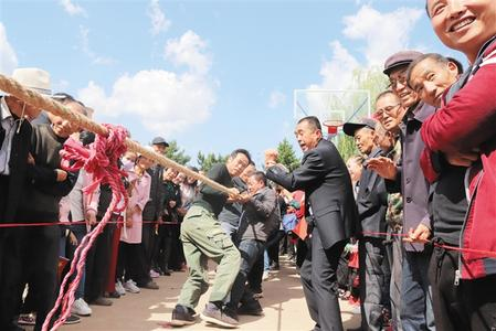 陇原各地欢庆第二届农民丰收节(组图)