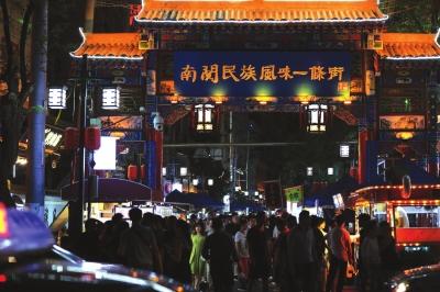 甘肃省夜间商贸服务业呈现繁荣发展新局面