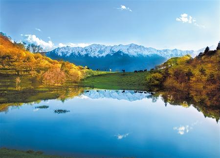 甘南州:迈上绿色发展新征程