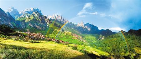 甘南州:草原增绿 百姓增收