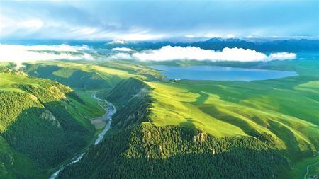 古丝路上再出发 焉支山下著华章 ——张掖山丹县七十年经济社会发展成就综述