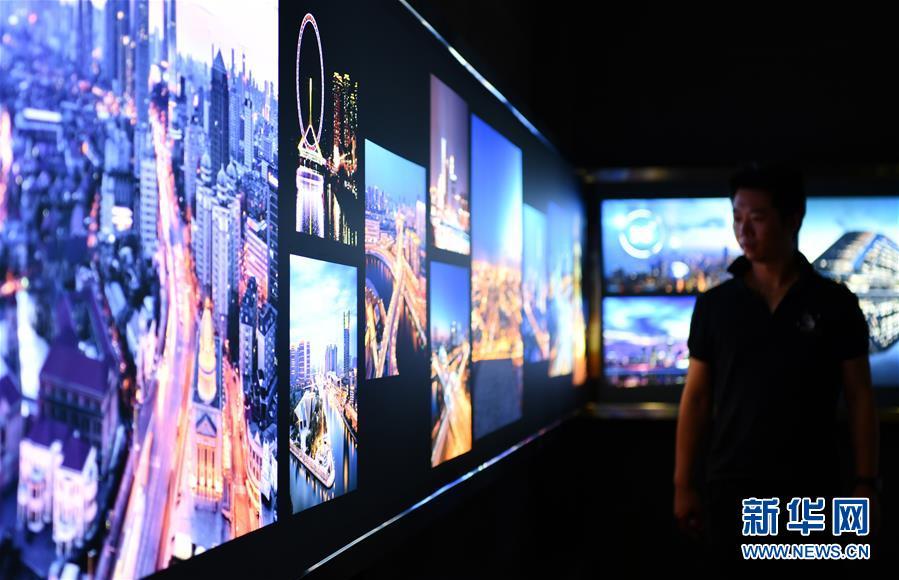 (文化)(4)走进天津电力科技博物馆