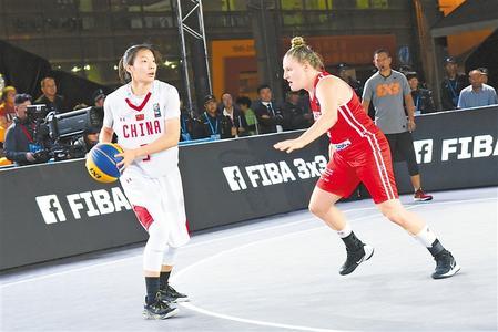 三人篮球世界杯在兰开赛
